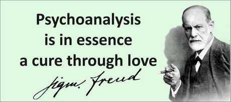 Sigmund Freud about love, women and men